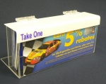 Outdoor-Brochure-Holder
