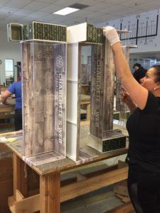 Plastic Fabrication, POP Displays | Sunbelt Displays