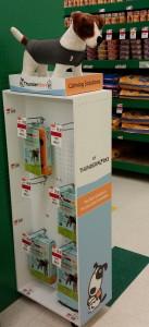 End Cap Retail Displays