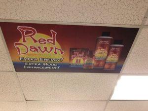 Retail Sign Printing
